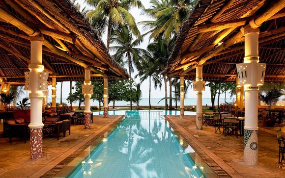 Neptune Village Beach Resort Diani 4* + Safari