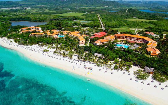 Resort 4* sulla spiaggia in All Inclusive