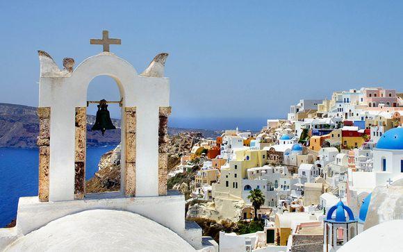 Ambassador Aegean Luxury Hotel & Suites Santorini 5* Voyage Privé ...