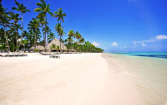 Relax sulla spiaggia di Playa Bavaro in 5* All Inclusive