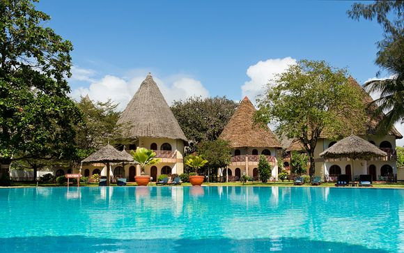 Autentica Africa: relax vista oceano a 4* e avventuroso safari