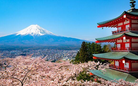 Giappone da Est a Ovest