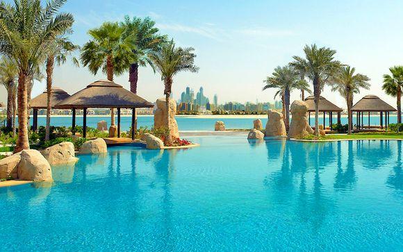 Lusso 5* e spiaggia privata su The Palm Jumeirah
