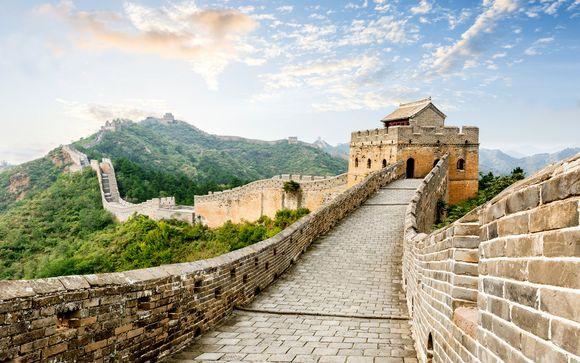 Tour tra le meraviglie della Cina