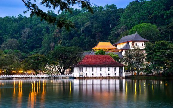 Itinerario Minitour Sri Lanka