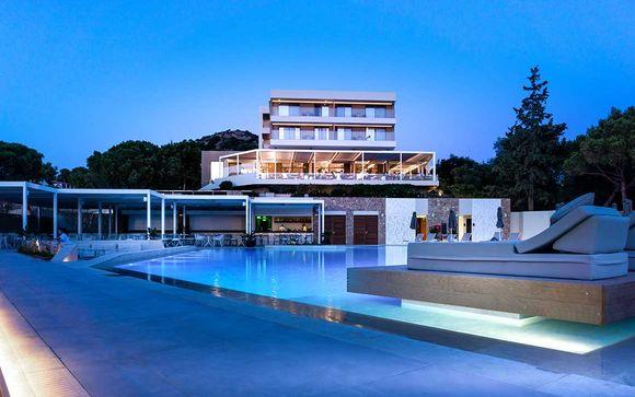 L'Eden Beach Resort Hotel Anavyssos