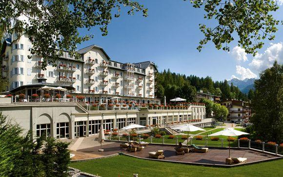 Cristallo, a Luxury Collection Resort & Spa 5*