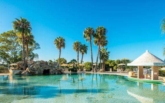 Resort 4* nel cuore del Salento in Soft All Inclusive
