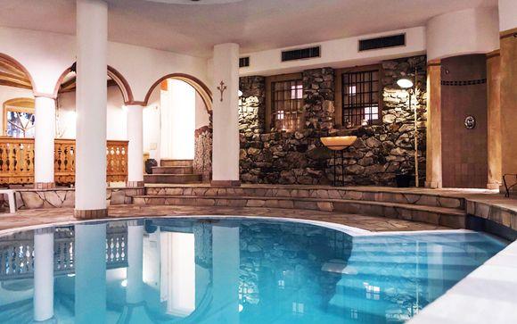 Wellness, relax e sapori tradizionali della Valle Aurina