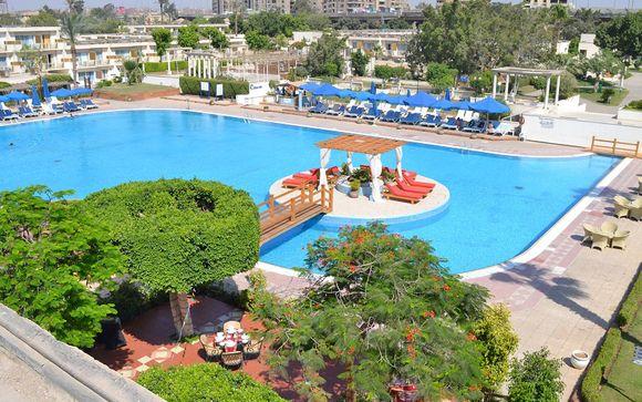 Il Cairo -  Pyramids Park Resort 5* o similare