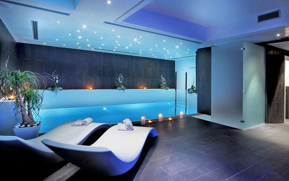 De Stefano Palace Luxury Hotel 4*