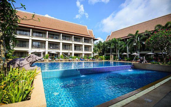 Phuket - Deevana Patong Resort & Spa 4*
