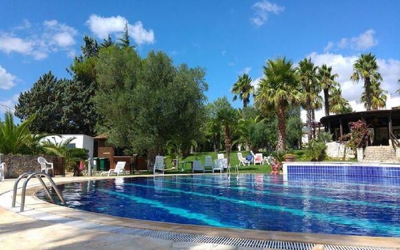 Resort 4* immerso nel verde con ottima cucina pugliese