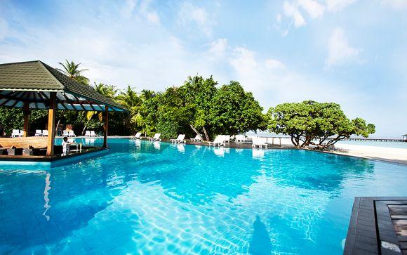 Maldive - Adaaran Select Meedhupparu 4*