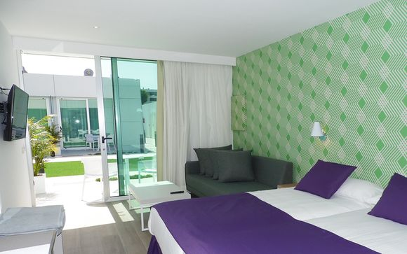 Hotel Nayra 4* - Adult Only