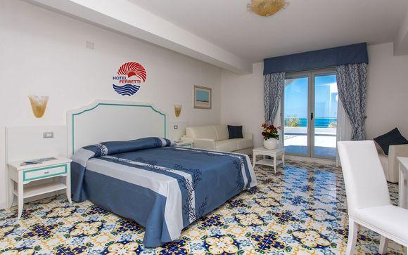 Hotel Ferretti 4*S