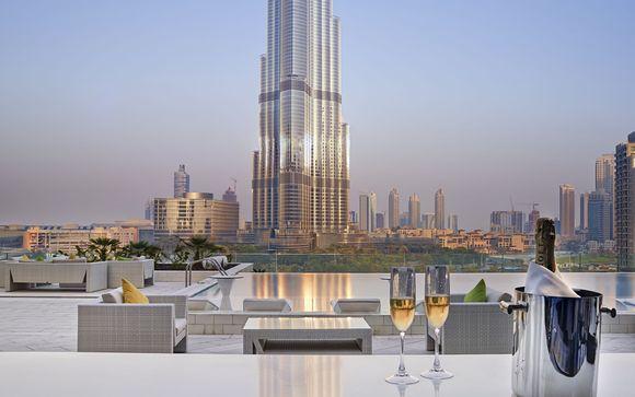 Il Sofitel Downtown Dubai 5*