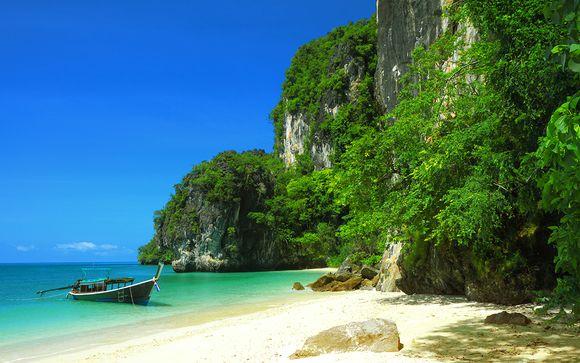 Krabi La Playa Resort 4* + The Tawana Bangkok 4*