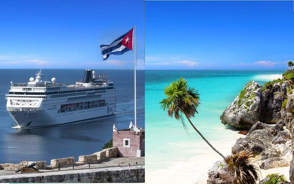 Crociera alla scoperta del mar dei Caraibi e soggiorno a L'Avana