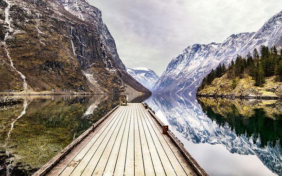 I Fiordi Norvegesi in libertà con noleggio auto incluso