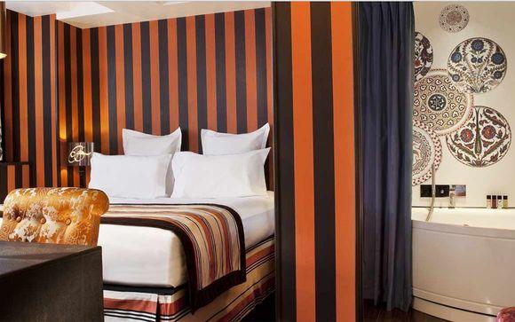 Hotel Le Bellechasse Saint Germain 4*