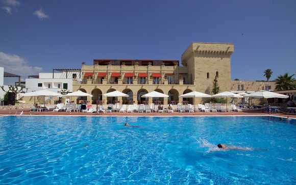 Messapia Resort 4*
