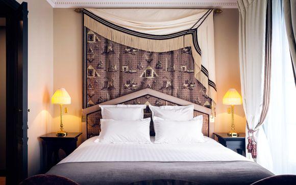 Hotel Maison Athenee 4*