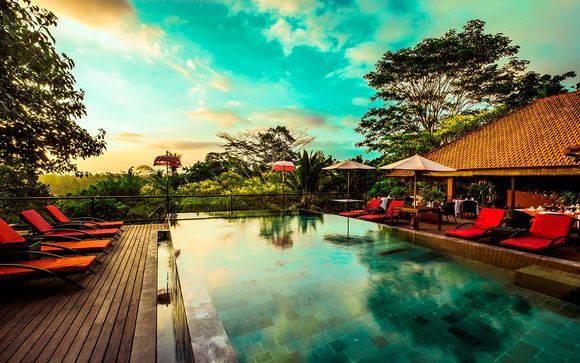 Jungle Retreat Ubud 5* e Kupu Kupu Jimbaran Hotel & Beach Club by L'OCCITANE 5*