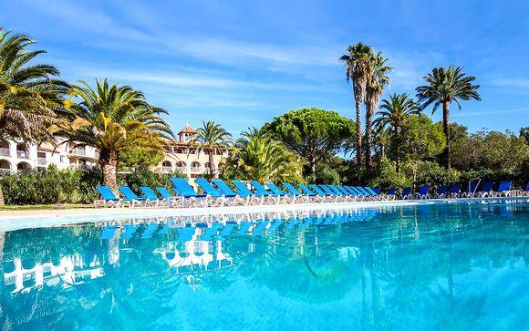 Resort 4* All Inclusive nella splendida Costa Azzurra