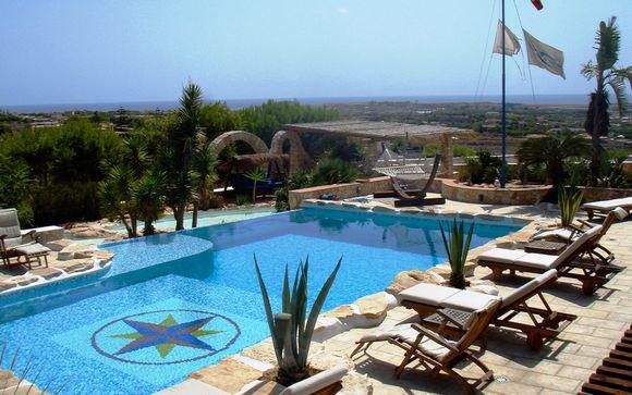 La Rosa dei Venti Club Lampedusa Hotel & Resort 4* Voyage Privé ...