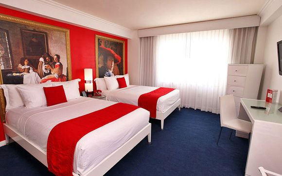 Red South Beach 4* o similare - Miami