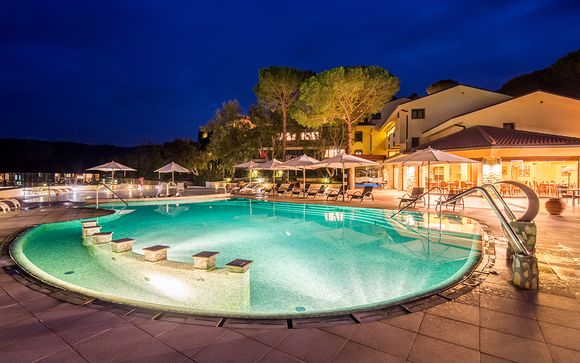 Il Petriolo Spa Resort Ata Hotel 5*