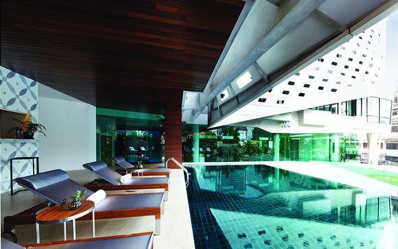 Bangkok - LiT Bangkok Hotel 5*