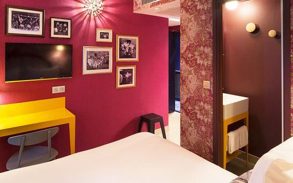 L'Hotel Josephine 4*