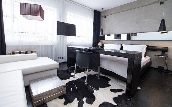 Center Hotel Thingholt 4*