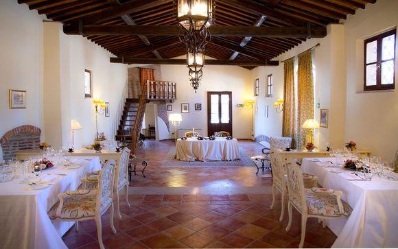 Il Castello di Leonina Relais 4*