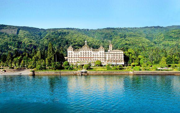 Grand Hotel des Iles Borromées 5*L