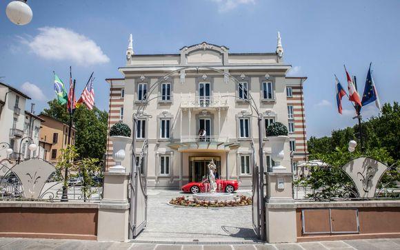 Il Grand Hotel Salsomaggiore 5*
