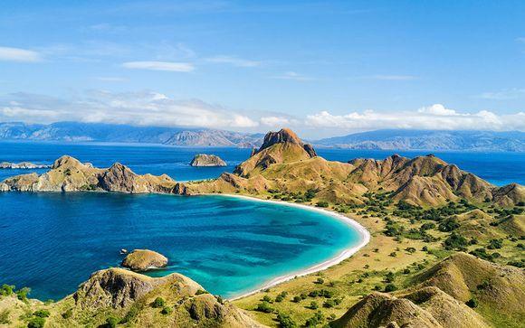 L'Indonesia da Ubud a Jimbaran in 5* e l'isola di Komodo
