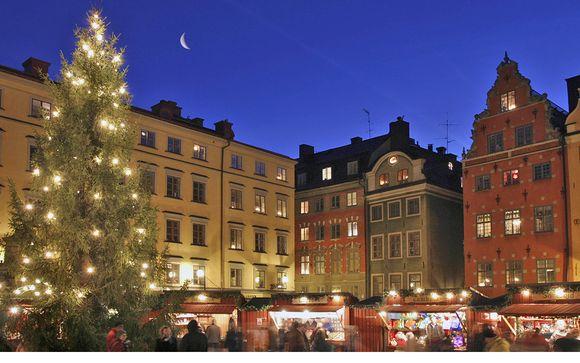 Itinerario offerta 4 notti - Arrivo a Stoccolma