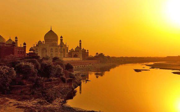 Gli splendori del Rajasthan, gran tour 13 notti in 4* e 5*