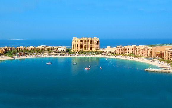 DoubleTree by Hilton Resort & Spa Marjan Island 5*