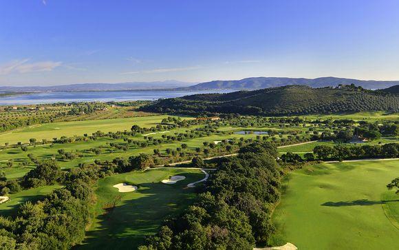 Argentario Golf Resort & spa 5*