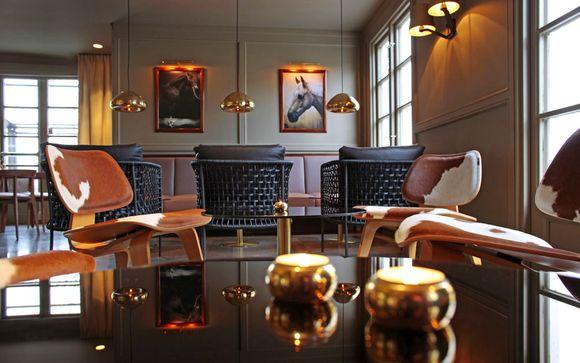 L'Hotel Stallmästaregården 4*