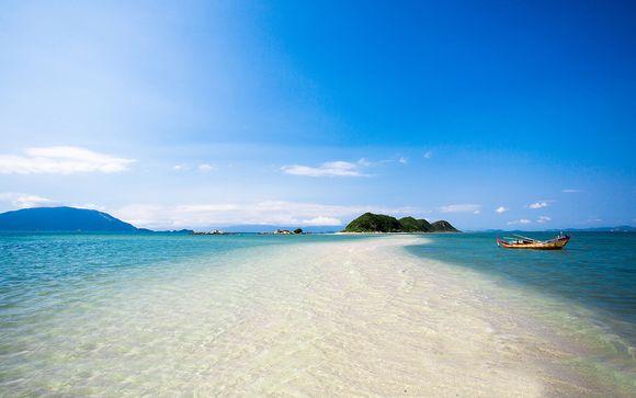 Vietnam a 5* - Le due capitali, la Baia di Ha Long e soggiorno mare a Nha Trang