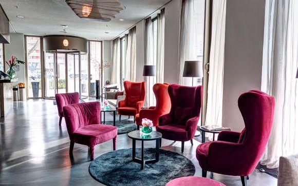 Hotel Cosmo Berlin Mitte 4*