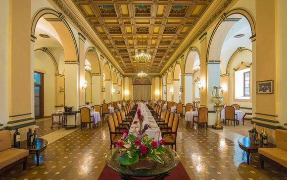 L'Avana - Hotel Nacional de Cuba 4*S