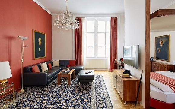 Il Living Hotel an der Oper 4*
