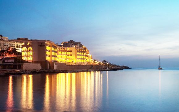 Hotel Corinthia Marina Beach Resort 4*