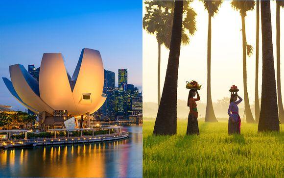Alla scoperta di Singapore e di Bali